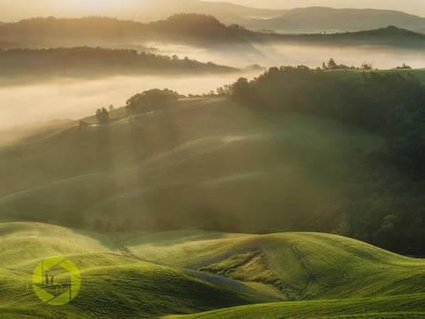 Flowing fog