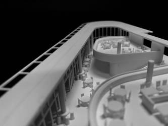 Partial Interior Model by KATharinaAnnaThomas