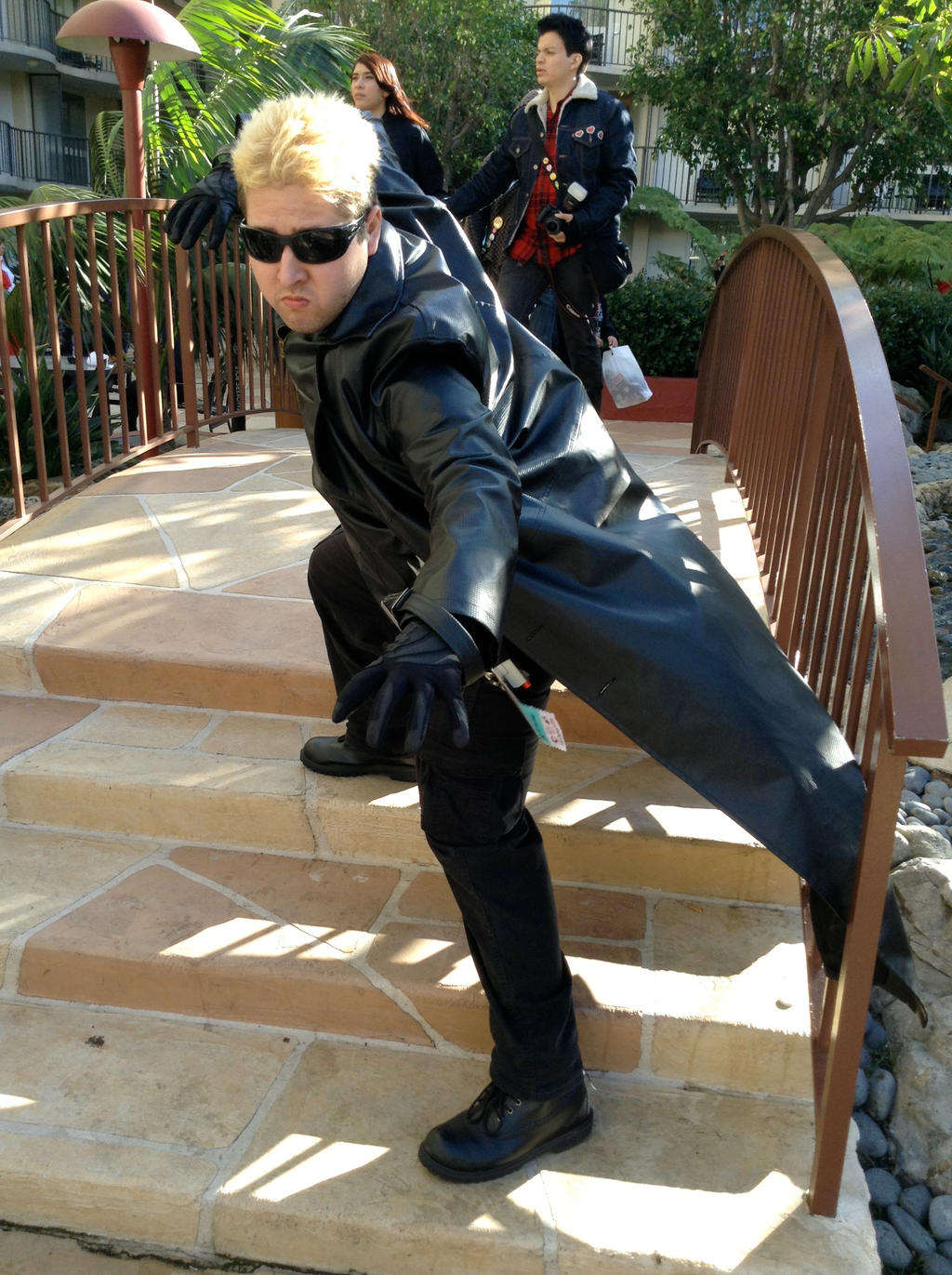 Albert Wesker by stormx6