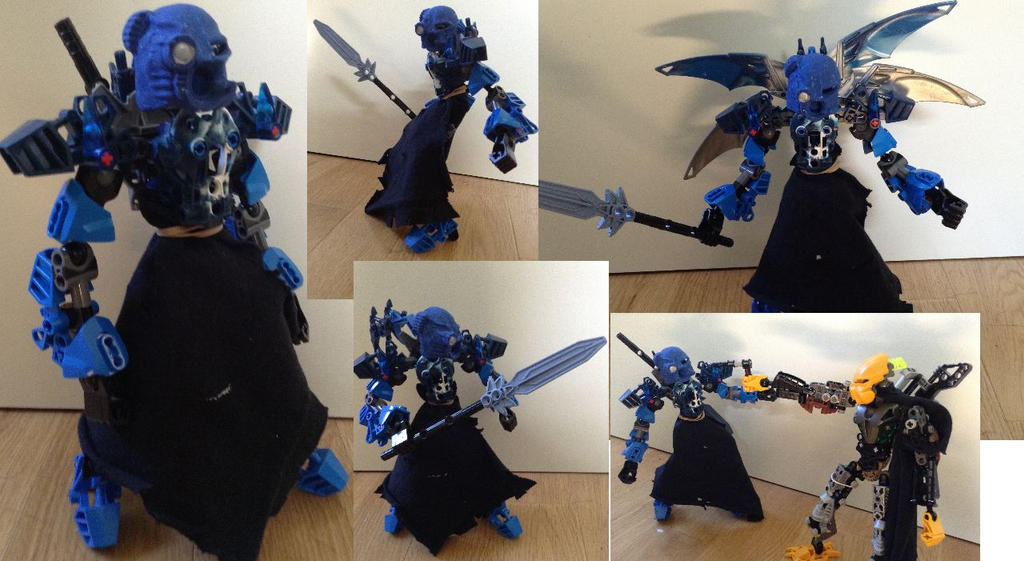 Toa Debbie MOC by stormx6