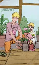 Happy birthday Naruto! by PumiiH
