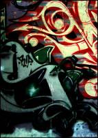 Graffiti by nicholaswest