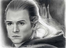 Legolas Greenleaf by little-faerie-bits