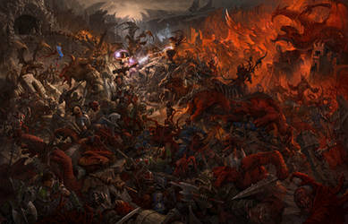 RAZLOM.Battle of Weeping Rock