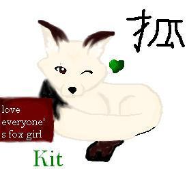 Love Everyone's Fox girl