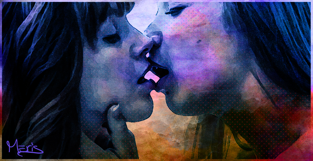 Sapphic - Special Kisses Vol. I by MichaelMeris