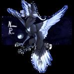 {MYTH ADOPT} Nevermore Raven [CLOSED]