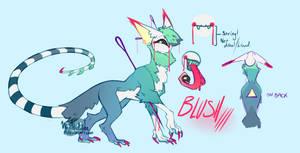 {P} Blush OCCCat