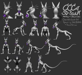 {CCCats} Sccculpt 2k19