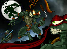 TMNT tribute by meliss