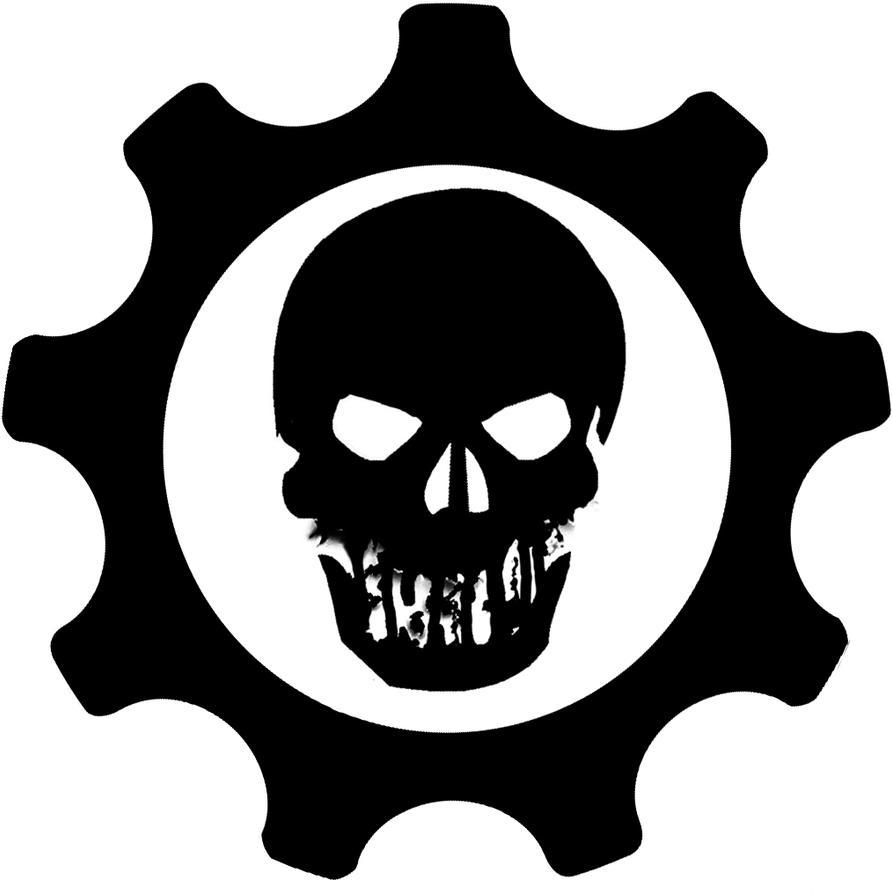 Gears logo by crodr04 on deviantart gears logo by crodr04 voltagebd Choice Image