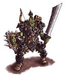 Orc Fighter