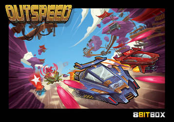 Outspeed by TheDjib
