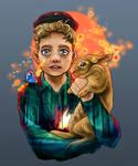 Digital Painting | JoJo Rabbit
