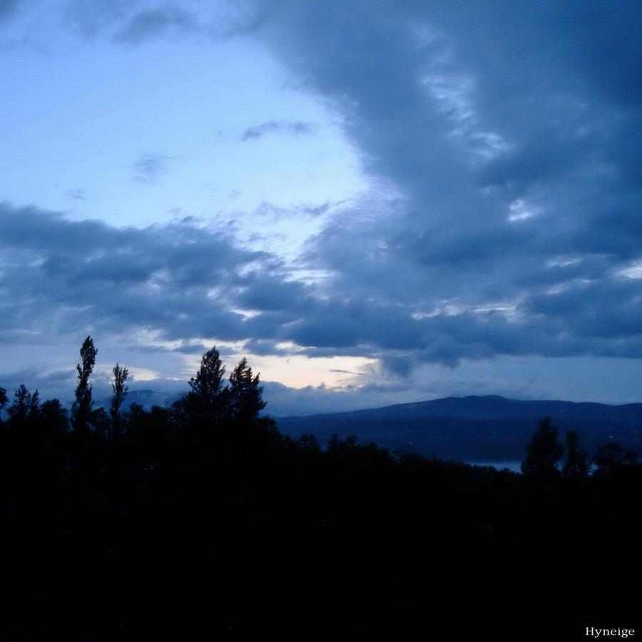 Le Ciel Etire la Nuit I