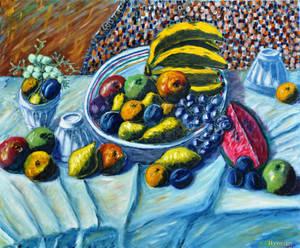 Fruits et Tapis Tresse