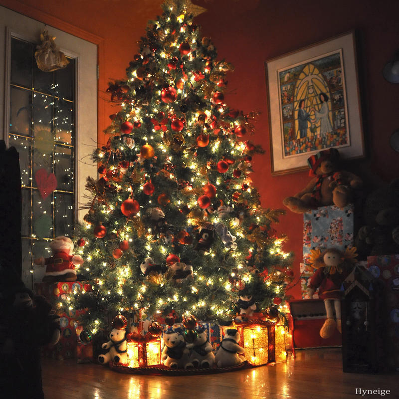 L 39 arbre de noel i by hyneige on deviantart House beautiful christmas trees