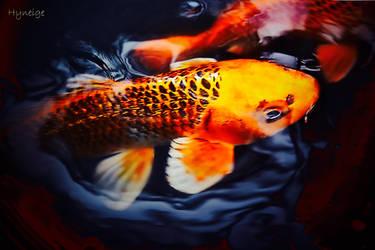 En orange d'eau I
