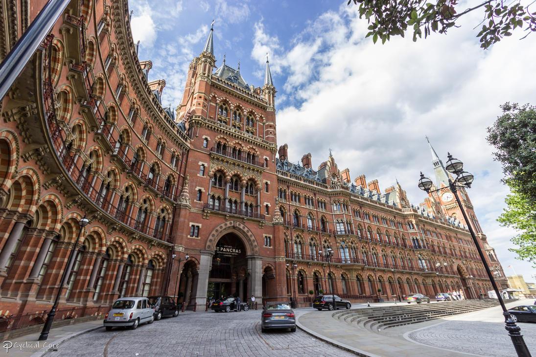 The St Pancras Renaibance London Hotel