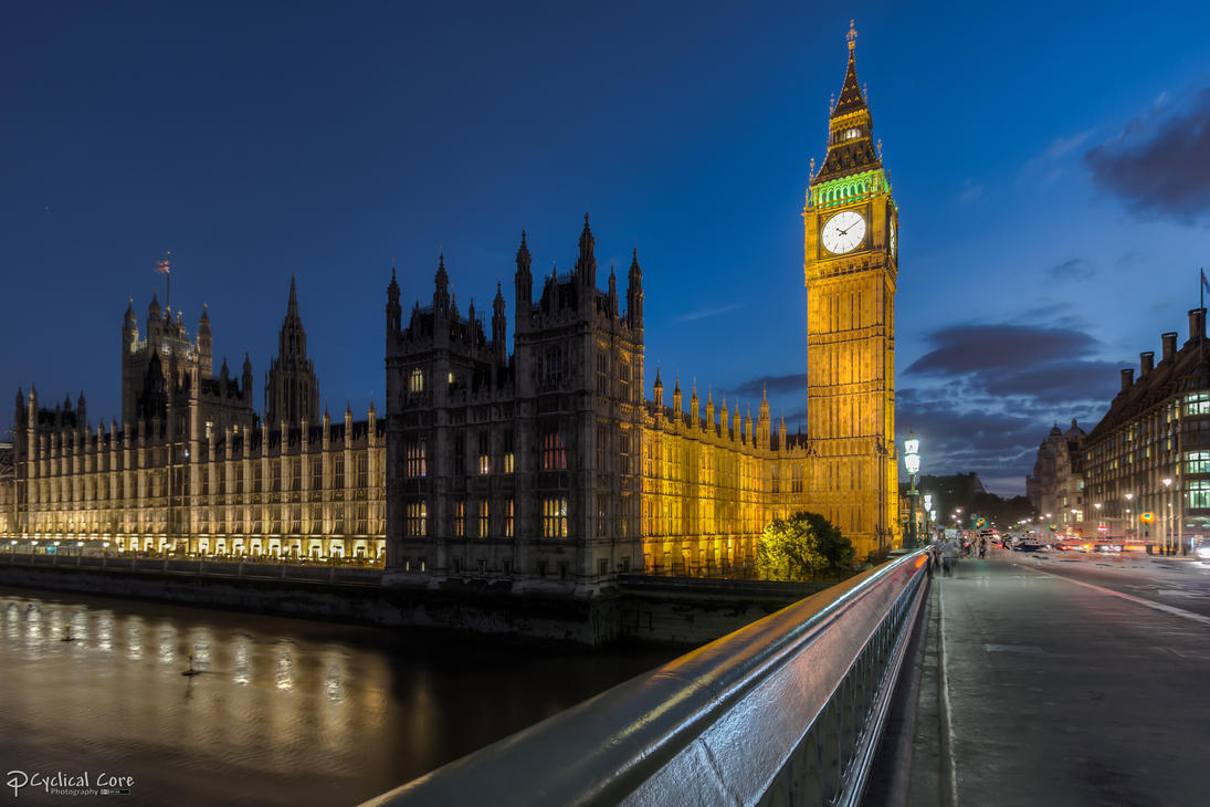 Big Ben HDR by CyclicalCore