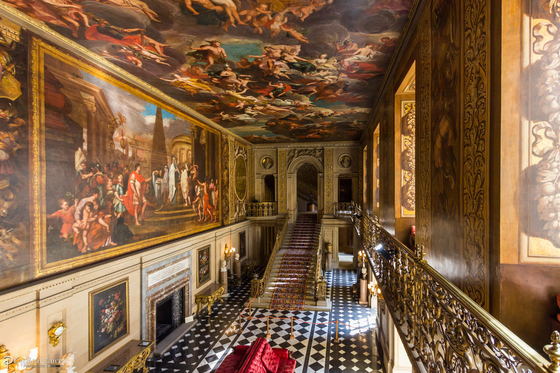 Painted Room Chatsworth House