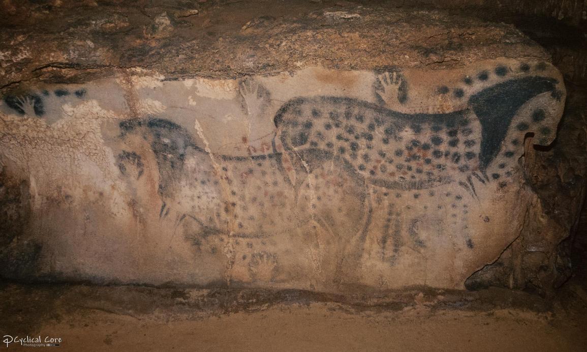 Grotte de Pech Merle by CyclicalCore