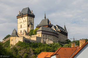 Karlstejn Castle 2 by CyclicalCore