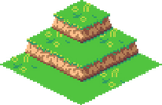 Iso grass Mockup by ChimaereJade