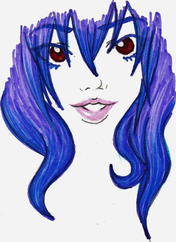 Sweet Demon Smile by MrsMiroku