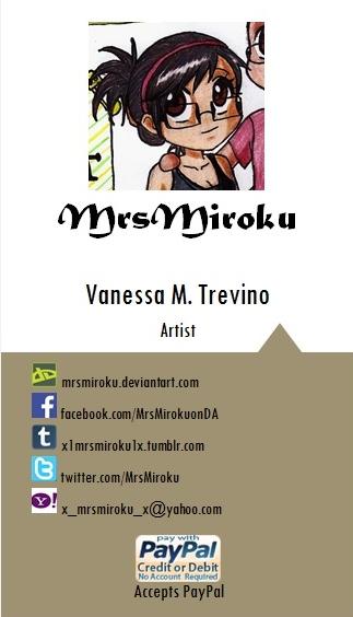 MrsMiroku's Profile Picture