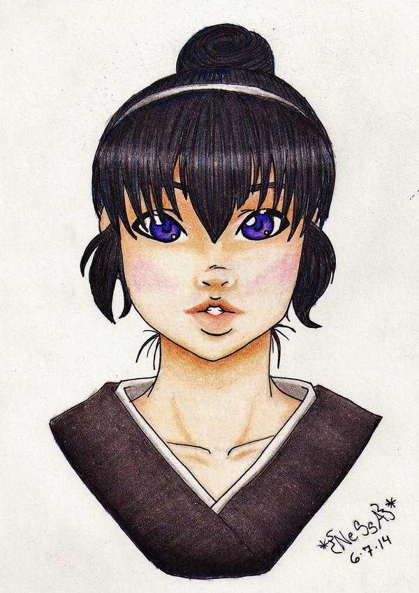 Refreshing Eyes by MrsMiroku