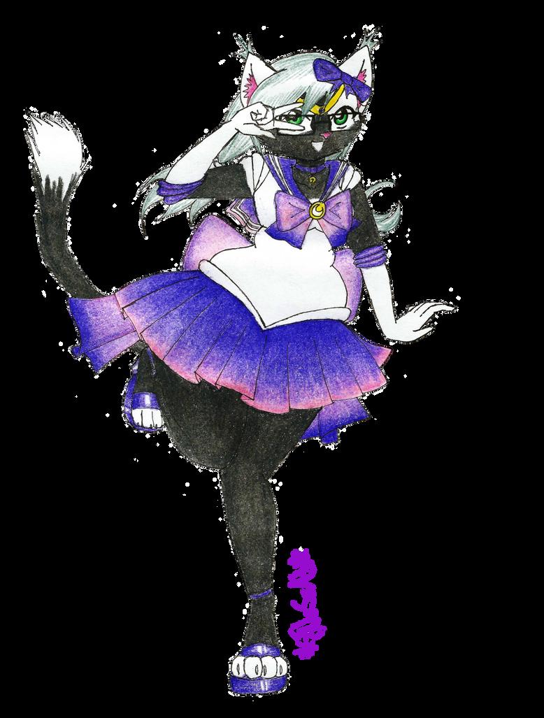Sailor Miroku by MrsMiroku