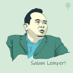 Cak Lontong by novrian