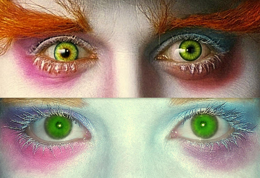 mad hatter eyes