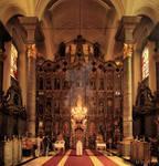Magyar ortodox templom 3 by Lady-Vetinari