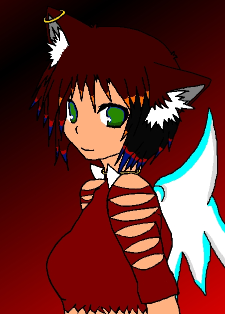 Dede The Shadow Angel by DedeTheShadowAngel