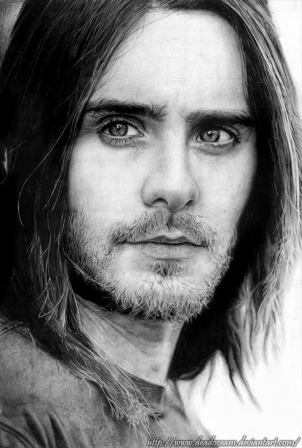 Jared Leto by DeadOceans