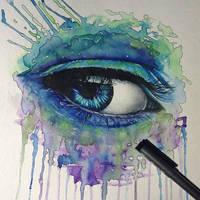Blue Eye by DeadOceans