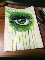 Green Eye by DeadOceans