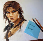 Lara Croft WIP