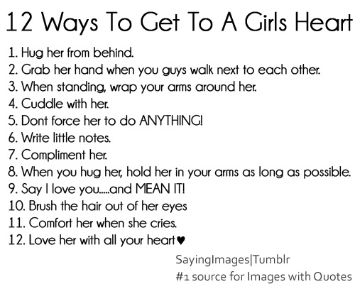 how to make love to a girl