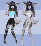 [OPEN] Fennec girl