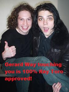 Ray Toro approved by mickyway