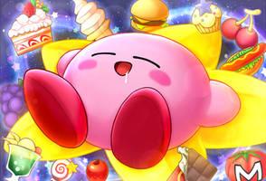 Kirby by boom-katz
