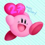 Kirby 27th Anniversary
