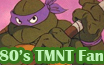 TMNT Stamp - 80s Fan Donnie by Succubii