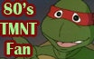 TMNT Stamp - 80s Fan Raph by Succubii