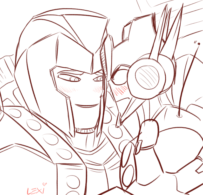 TFP Inferno X Red Alert By Fulcrumisthebomb
