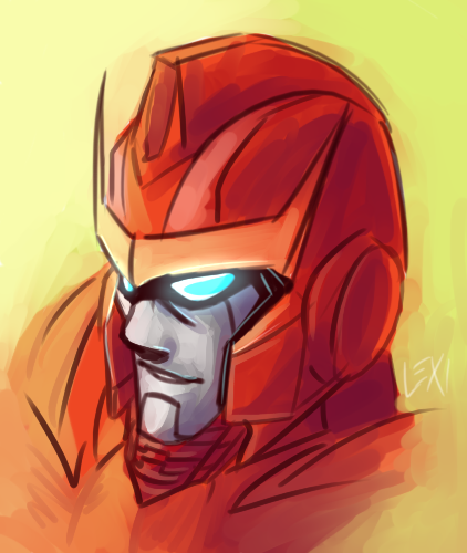 TF Friend Portraits: Roddy for the bf by Succubii