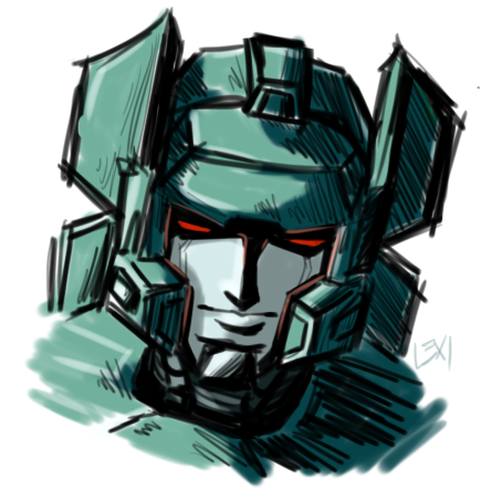 TF Friend Portraits: Fort Max for Tekka-Chama by Succubii